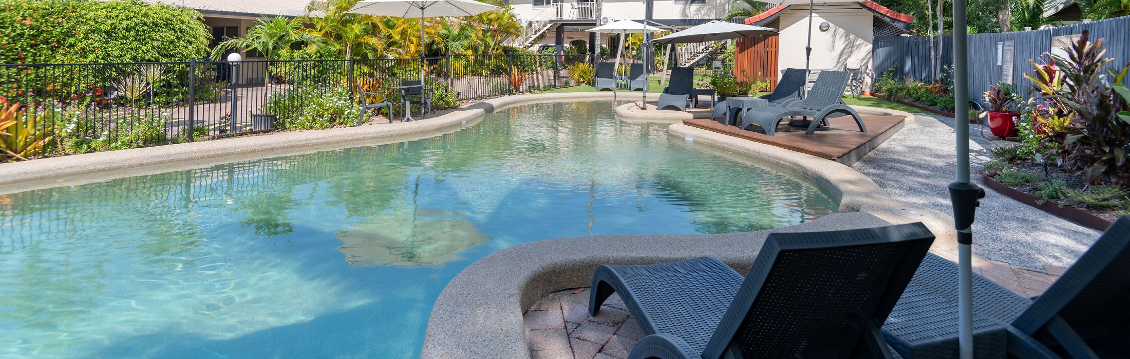 Port Douglas Accommodation Lychee Tree Pool